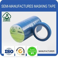 China supplier best saling painting 2 inch blue painters masking tape extra wide masking tape price