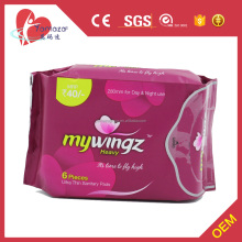 promotion products! India brand sanitary napkin for lady dayuse