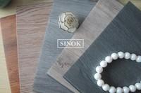 easy installation 5mm vinyl floor 5mm pvc material and Indoor Usage vinyl tiles manufacture