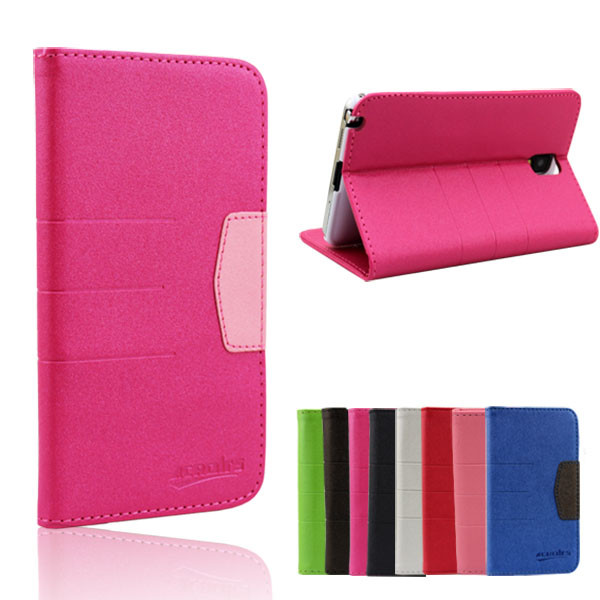 china manufacturer mobile phone case flip cover for lenovo s820 leather case