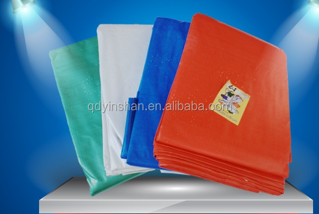 HDPE laminate water tank tarpaulin in standard size color as yr request
