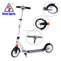 wholesale foot kick scooter for adults