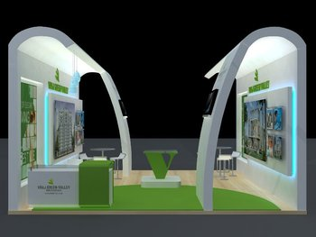 Customised Stall Designing