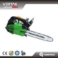 large-scale multi-function electric start gas chain saw