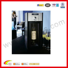 Nice Looking Wine case Black Wine Boxes Eco-friendly Wine Plum Cover For Promotion Gifts2012