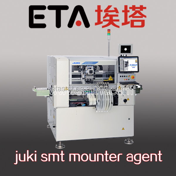 JUKI JX-300LED SMD pick and place machine for led lighting factories