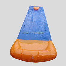 Kids plastic inflatable water slides