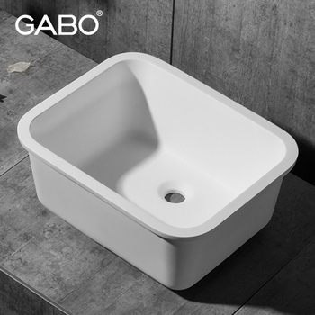 Support for bathroom sink