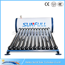 Colorful Compact Pressure Solar Water Heater, Heat Pipe Solar Water Heater