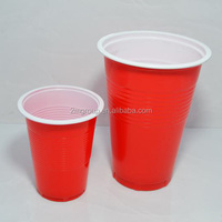 American Red Cup Plastic Beverage And