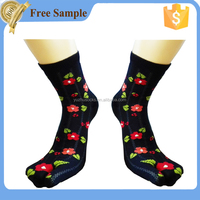 Two toe socks for teen girl / 2 toe socks