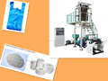 XINSHUN Plastic PE Film Making Machine/Plastic PE Film Extruder Machine Price/ Plastic PE Film Blowing Machine