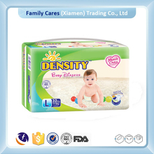 Disposable baby diaper high quality new design baby diaper manufacture in China