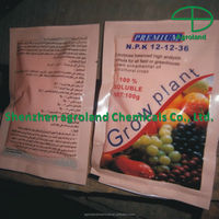Organic fertilizer NPK 20-20-20