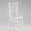 White Chavari Chair