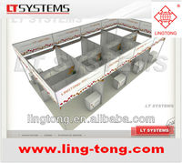 Customized Standard Exhibition Stall