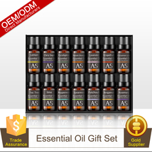 Therapeutic Grade Flower Scents Essential Oil Gift Set 14 Pack