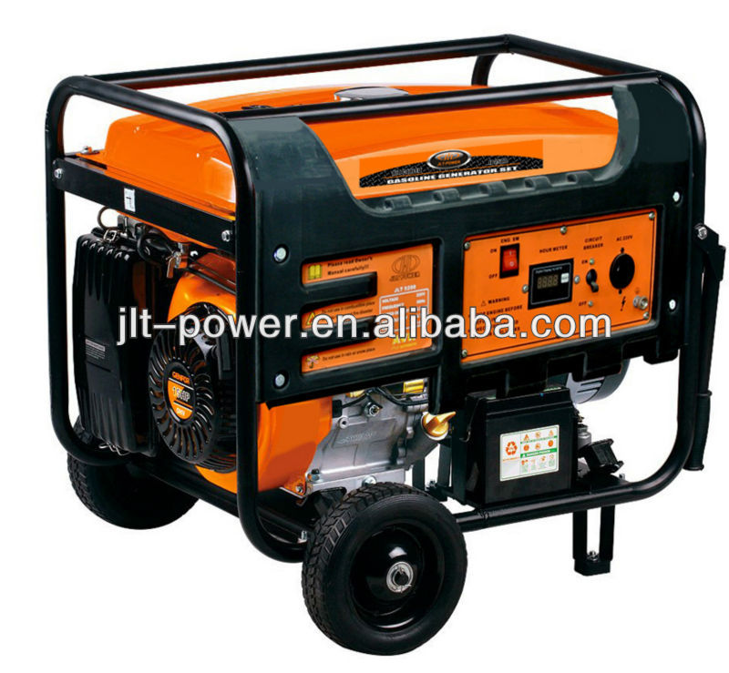 Battery Powered Electric Generator