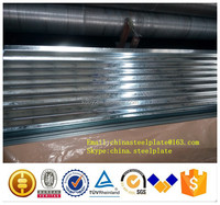 zinc coated iron roofing sheet