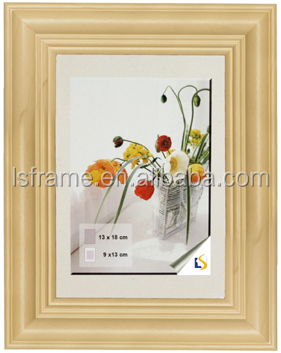 Wall hanging contemporary Wooden Picture Frame