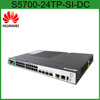 Best Price HUAWEI Switch S5700-24TP-SI-DC 24 Port Network Switch with DC Power Supply