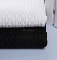 Factory outlets stripe mesh fabric soft and comfortable for clothing