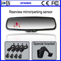 100% QC No False Alarm Car OEM Rearview Mirror Parking Sensor