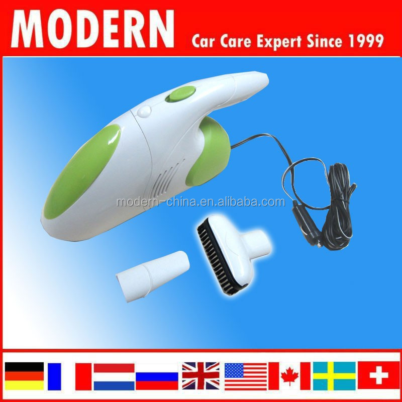 DC 12V wet dry vacuum cleaner for car