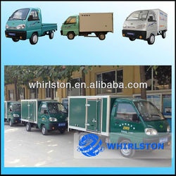 800KG load light electric cargo van