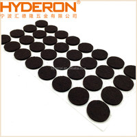 Roll felt pads, self-adhesive felt floor protector, furniture feet protector,