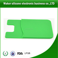 eco-friendly cute design green color ID card holder