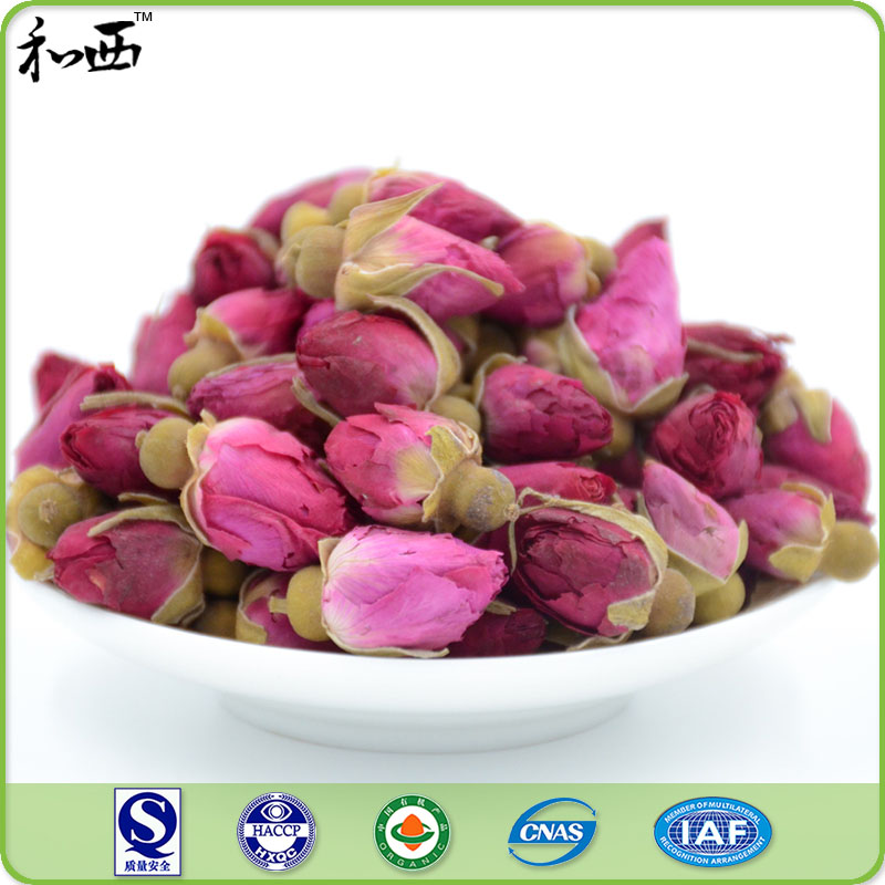 Organic Red Rose bud Dried rose Flower tea Chinese Herbal Tea
