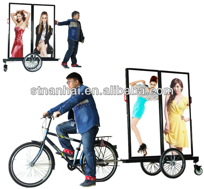 J9A-017 2014 best selling new products of advertising aluminium banner frame