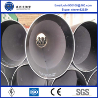 wholesale products api5l x65 erw lsaw steel pipe with threaded