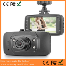 GS8000 tft lcd screen + rearview mirror +car dvr , 1080p car DVR camera video recorde