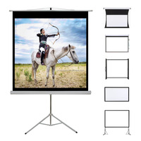 High quality projector screen tripod stand