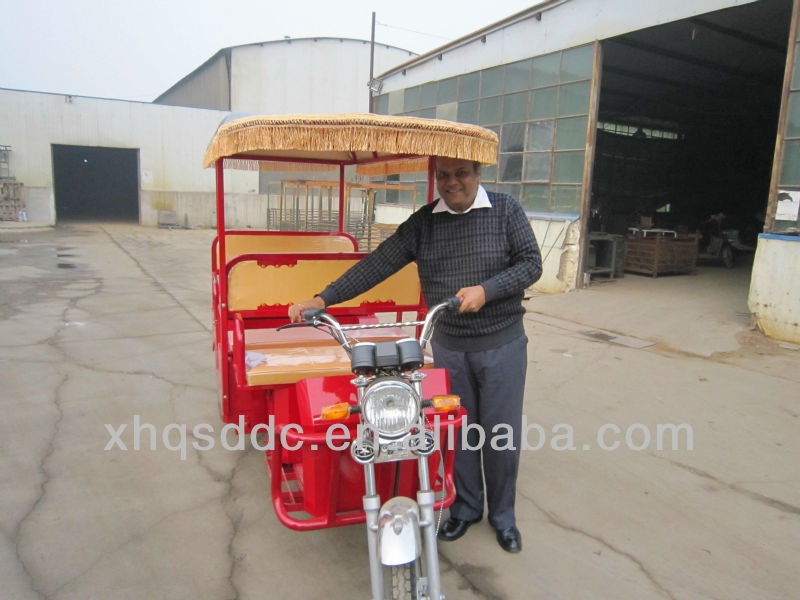 2013 new Bajaj auto rickshaw tricycle in india