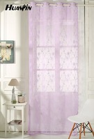 Alibaba China Supplier pink lace curtains,polyester tricot warp knitted fabric