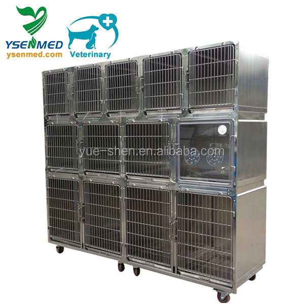 customizable stainless steel large dog kennel wholesale