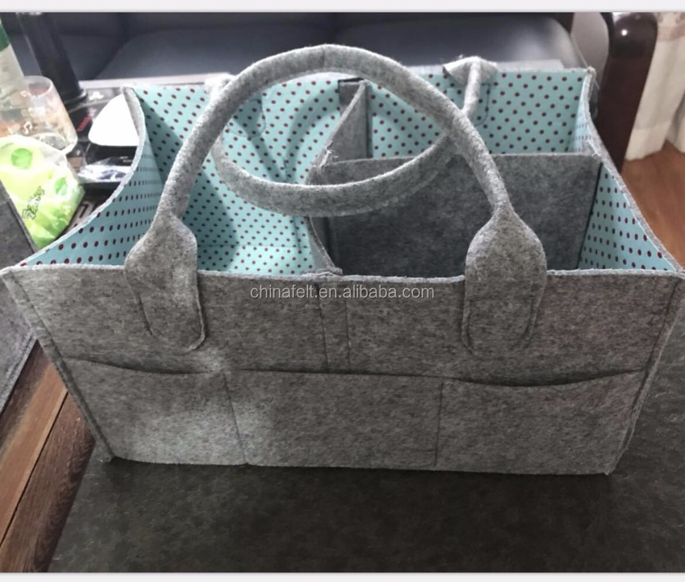 Diaper Caddy Organizer/Diaper Bag Felt hot sales !!!