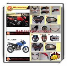 Cheap Bajaj Pulsar spare parts high quality motorcycle headlight Bajaj Pulsar spare parts