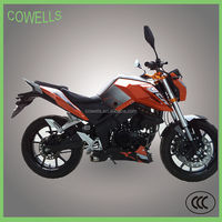 Gas Powered Speed Racing Motorcycle 150CC