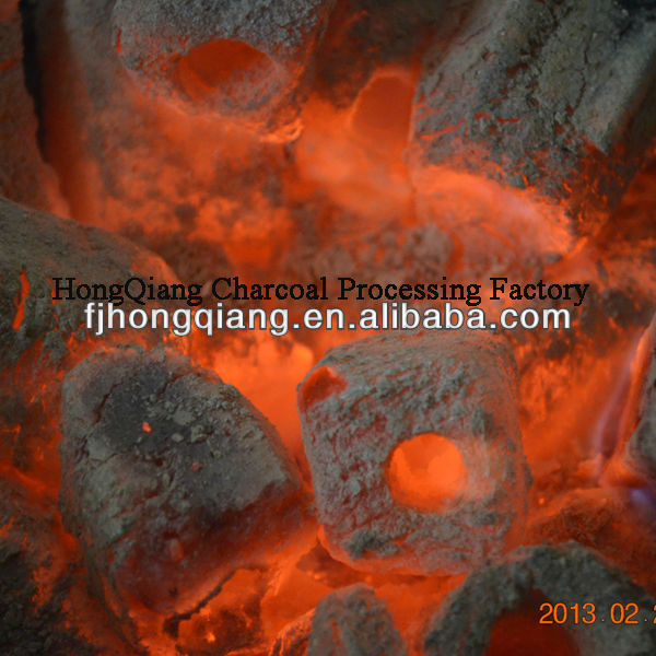2013 hot sale sawdust briquette wood bbq charcoal