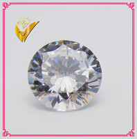 white flawless gems man make diamond perfect star and arrow cut