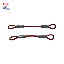 6*19 Pressed Steel Wire Rope Assembly