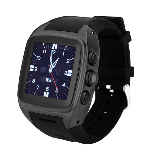 3G Smart Bluettooth Watch Waterproof Wifi Dual Sim Smartwatch Android 4.4 Smart Watch Phone