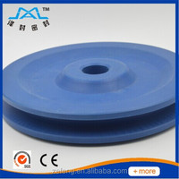 China manufacturer supply customized pulley and various types of plastic pulley wheels