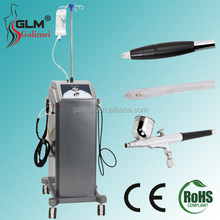 NEW beauty studio equipment/professional oxygen hair therapy facial rejuvenation water oxygen spray for face