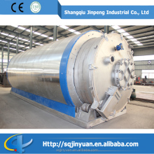 New Professional Manufacture Waste Tyre Pyrolysis Machine for Tire Oil