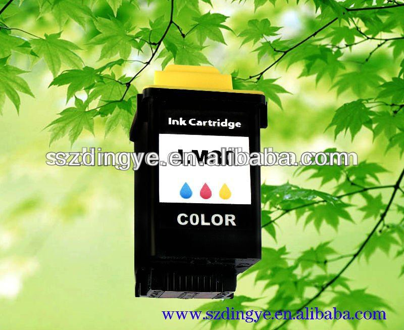LM80 inkjet ink for lexmark recycled ink cartridge 12A1980